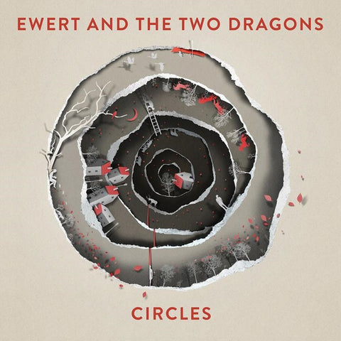 Ewert And The Two Dragons - Circles on LP + Download - direct audio