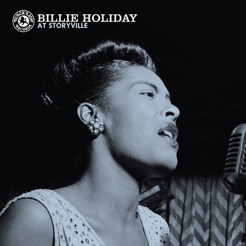 Billie Holiday - At Storyville on LP - direct audio