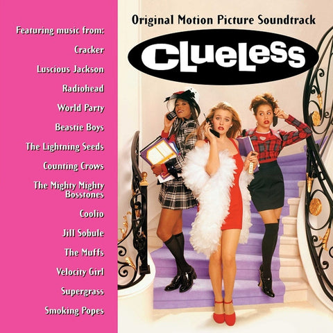 Clueless: Original Motion Picture Soundtrack - Various Artists on 180g LP - direct audio