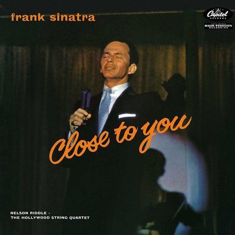 Frank Sinatra - Close To You on LP - direct audio