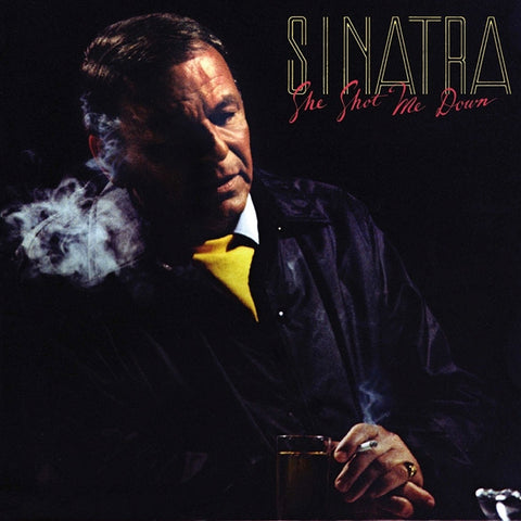 Frank Sinatra - She Shot Me Down on 180g LP - direct audio