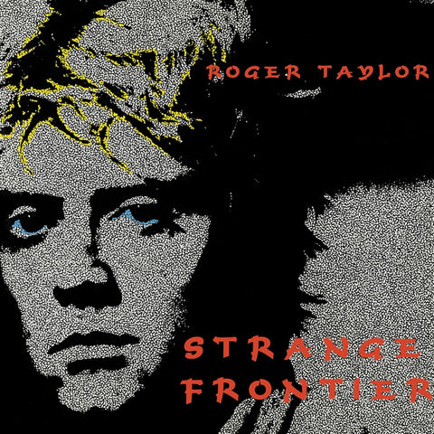 Roger Taylor (Queen) - Strange Frontier Limited Edition Colored Vinyl LP - direct audio