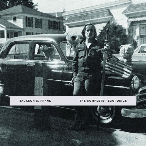 Jackson C. Frank - The Complete Recordings Vol. 1 Vinyl 2LP (Out Of Stock) - direct audio