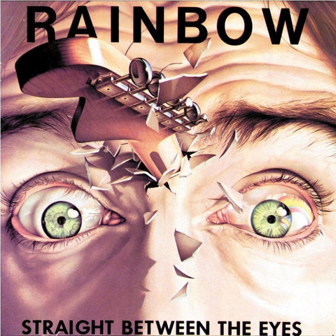 Rainbow - Straight Between The Eyes on 180g LP + Download - direct audio
