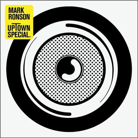 Mark Ronson - Uptown Special on Limited Edition Colored LP + Download - direct audio
