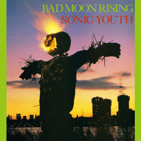 Sonic Youth - Bad Moon Rising Vinyl LP + Download - direct audio
