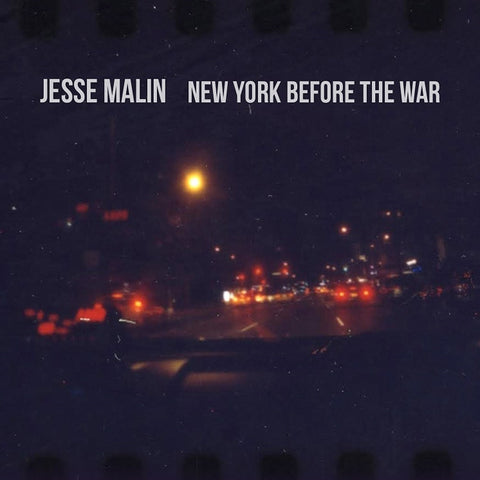 Jesse Malin - New York Before The War on Vinyl LP - direct audio