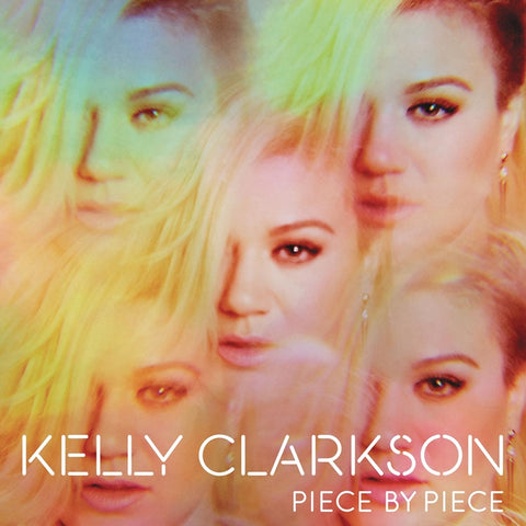 Kelly Clarkson - Piece By Piece on 2LP - direct audio