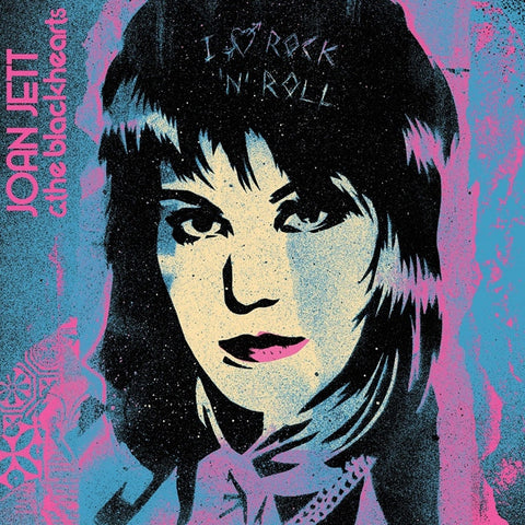 Joan Jett - I Love Rock 'N' Roll: 33 1/3 Anniversary Edition on 2LP + Download - direct audio