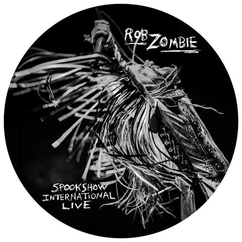Rob Zombie - Spookshow International Live on Limited Edition Picture Disc 2LP - direct audio