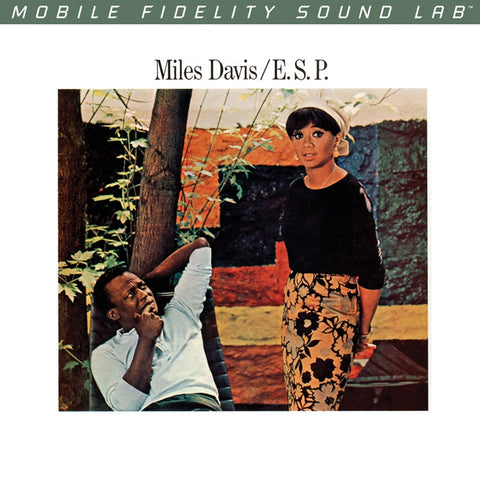 Miles Davis - E.S.P. Numbered Limited Edition 180g 45RPM 2LP Mobile Fidelity - direct audio