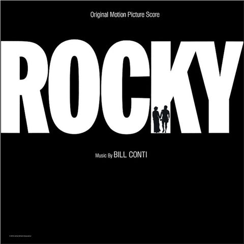 Rocky - Bill Conti (Rocky): Original Motion Picture Score on LP - direct audio