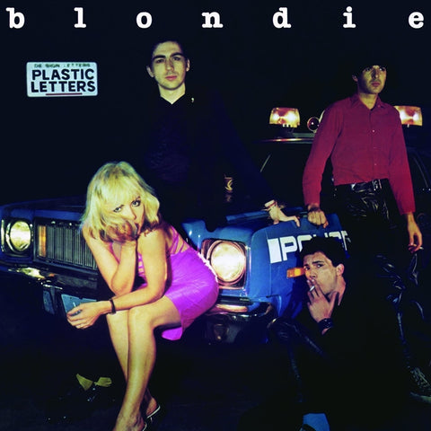 Blondie - Plastic Letters 180g Import Vinyl LP + Download - direct audio