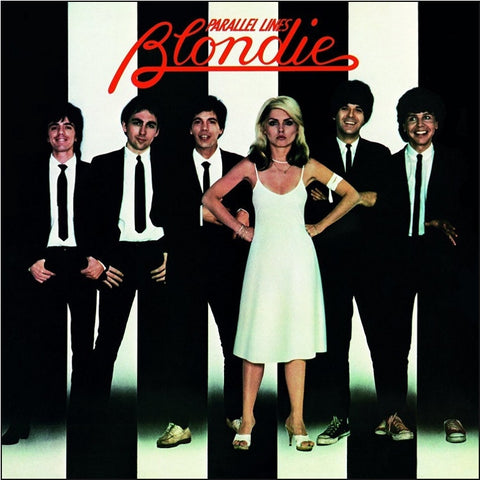 Blondie - Parallel Lines on 180g Import LP + Download - direct audio