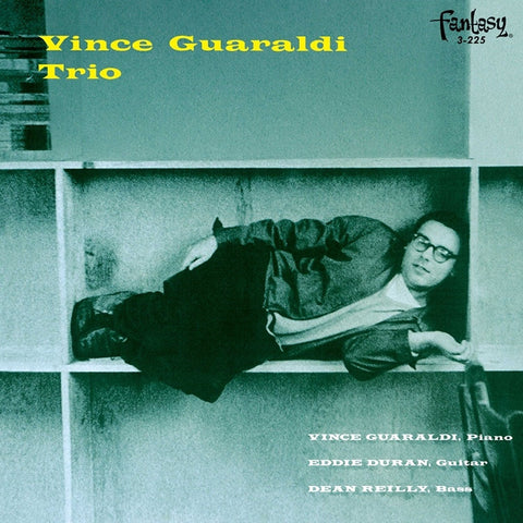 Vince Guaraldi Trio - Vince Guaraldi Trio on Vinyl LP - direct audio