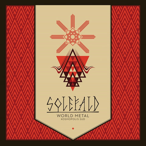 Solefald - World Metal. Kosmopolis Sud Vinyl 2LP (Backordered) - direct audio
