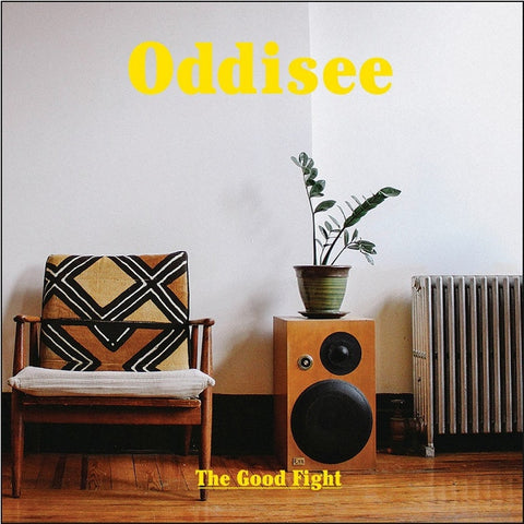 Oddisee - The Good Fight Vinyl LP (Out Of Stock) Pre-order - direct audio