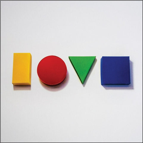Jason Mraz - Love Is A Four Letter Word on Limited Edition 2LP + D-Side Etching - direct audio