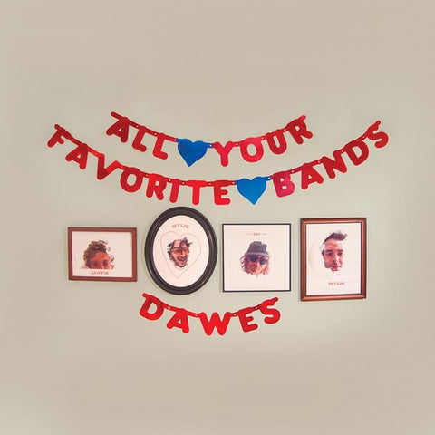 Dawes - All Your Favorite Bands on 180g LP + Download - direct audio