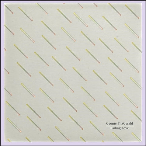 George FitzGerald - Fading Love on 180g LP + Download - direct audio