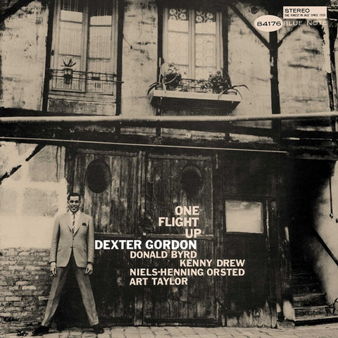 Dexter Gordon - One Flight Up on Vinyl LP - direct audio