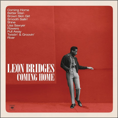 Leon Bridges - Coming Home on 180g LP + Download - direct audio