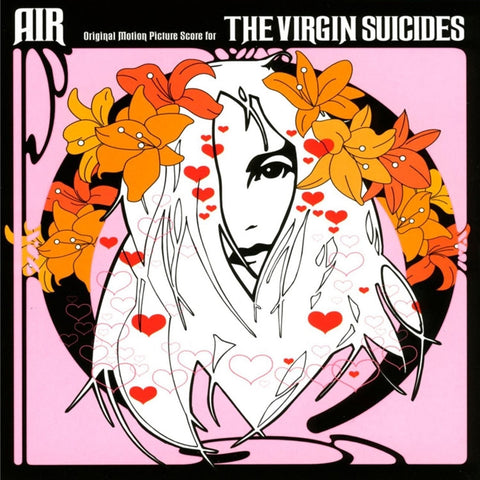 Air - The Virgin Suicides: Original Motion Picture Score on 180g Vinyl LP + Download - direct audio