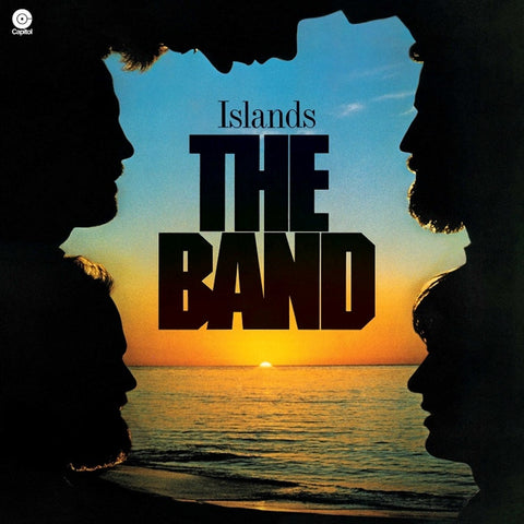 The Band - Islands on 180g LP - direct audio