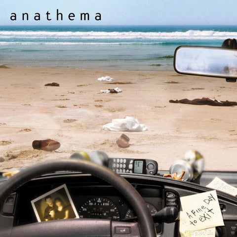 Anathema - A Fine Day To Exit on Limited Edition 180g LP + CD - direct audio