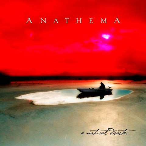 Anathema - A Natural Disaster on Limited Edition 180g LP + CD - direct audio