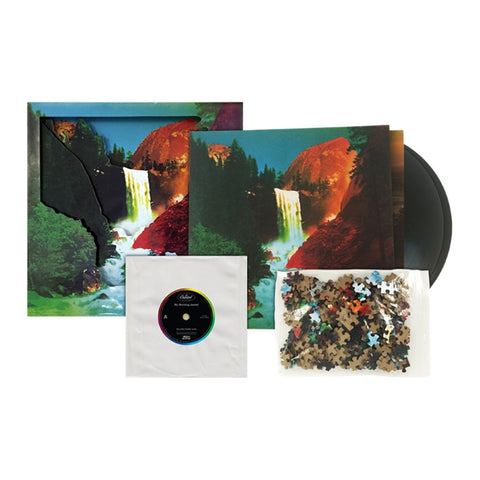 "My Morning Jacket - The Waterfall: Deluxe on Limited Edition 180g 45RPM 2LP + 7"" Box Set - direct audio"