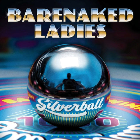 Barenaked Ladies - Silverball on LP - direct audio