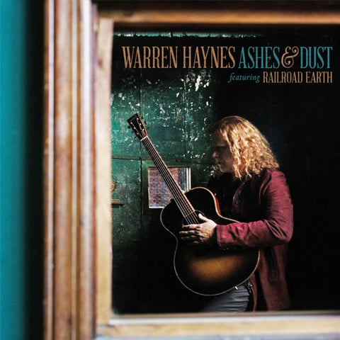 Warren Haynes Featuring Railroad Earth - Ashes And Dust on Vinyl 2LP + Download - direct audio