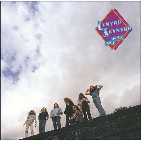 Lynyrd Skynyrd - Nuthin' Fancy on 180g LP - direct audio