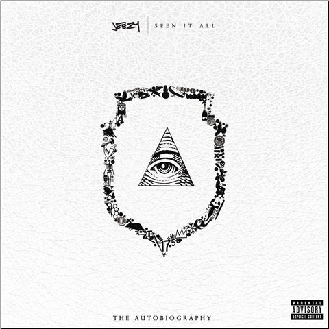 Jeezy - Seen It All: The Autobiography (Deluxe Edition) on Limited Edition 2LP (Awaiting Repress) - direct audio