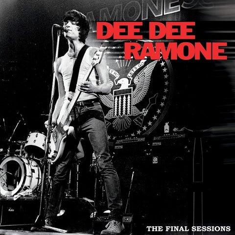 "Ramones - Dee Dee Ramone - The Final Sessions on Limited Edition 12"" Vinyl - direct audio"
