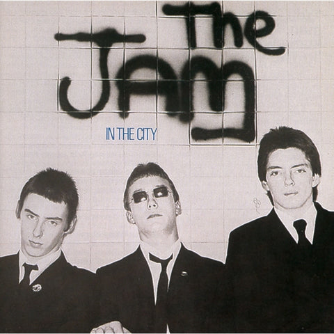 The Jam - In The City on LP + Download - direct audio
