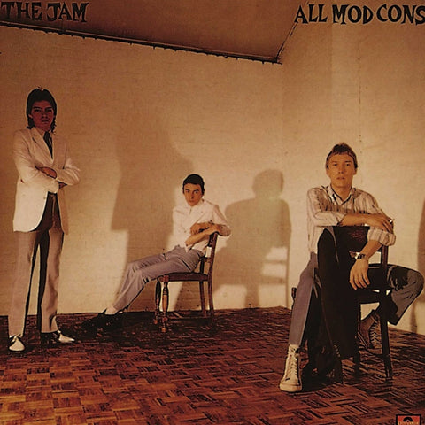 The Jam - All Mod Cons on LP + Download - direct audio