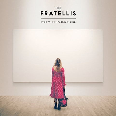The Fratellis - Eyes Wide, Tongue Tied on 180g LP + Download - direct audio