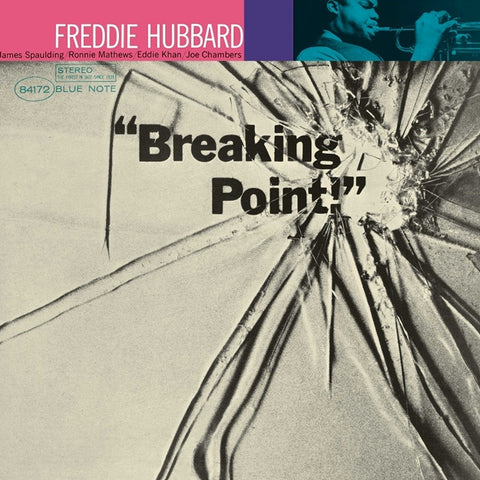Freddie Hubbard - Breaking Point! Vinyl LP - direct audio