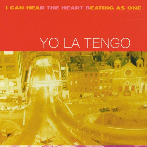 Yo La Tengo - I Can Hear The Heart Beating As One on 2LP - direct audio