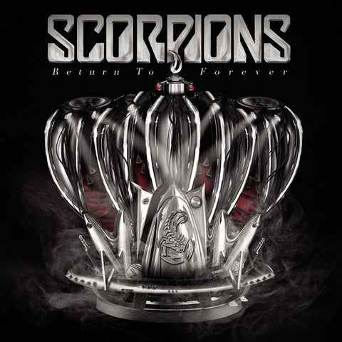 Scorpions - Return To Forever on 180g 2LP + Download - direct audio