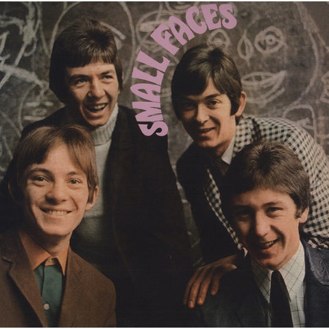 Small Faces - Small Faces on 180g Mono LP + Download - direct audio
