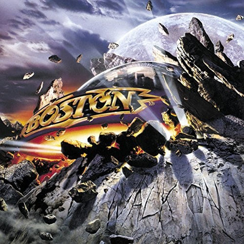 Boston - Walk On on CD - direct audio