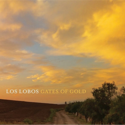 Los Lobos - Gates Of Gold on LP - direct audio