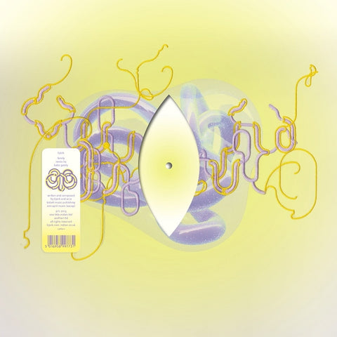 "Bjork - Family: Remix By Katie Gately on Limited Edition Colored 12"" Vinyl + Download - direct audio"