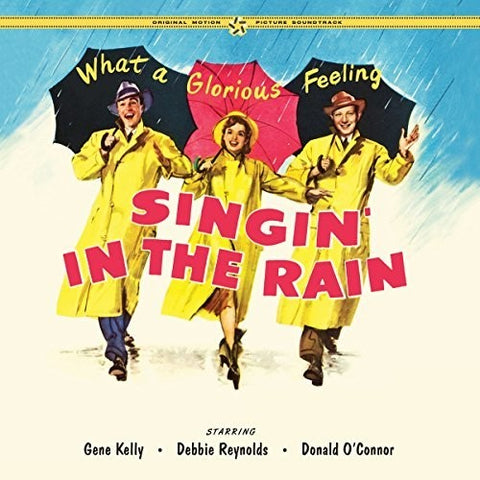 Singin in the Rain - Original Motion Picture Soundtrack Various Artist Limited Edition Vinyl LP