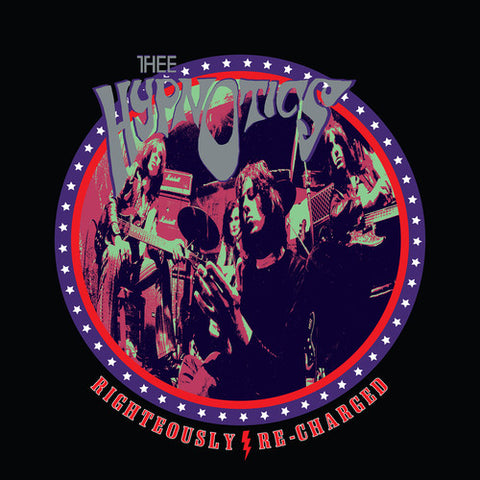 Thee Hypnotics Righteously Recharged Colored Vinyl 4LP Box Set