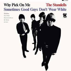 The Standells - Why Pick On Me Vinyl LP - direct audio