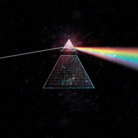 Return To The Dark Side Of The Moon - Various Artists on Limited Edition Colored Vinyl LP - direct audio
